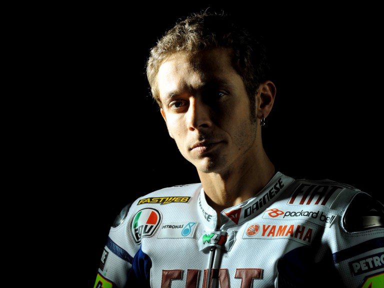 MotoGP reigning World Champion Valentino Rossi