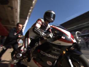 Catalunya Moto2/125 Test – Day 2 Highlights