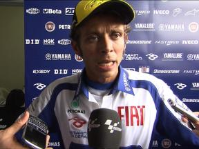 Rossi delighted with Sepang efforts