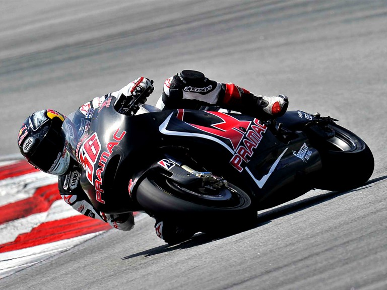 Mika Kallio in action