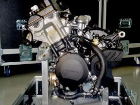Moto2 Engine