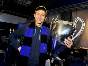 Valentino Rossi on Inter Milan's Champions League success