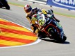 Toni Elías in action at Motorland Aragón