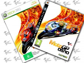 Capcom MotoGP 09/10 Official videogame
