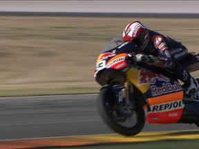 125cc test highlights from Valencia