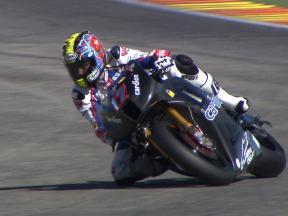 Test Valencia - Moto2 - Karel Abraham