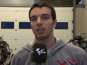 Alex De Angelis gives his Jerez assessment