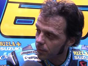 Suzuki GSV-R making advances under Capirossi