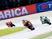 MotoGP group in action at Misano