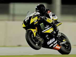 Ben Spies at the Qatar test