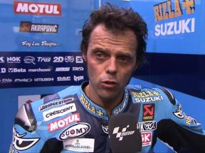 Qatar 2010 - Test day2 - MotoGP - Interview - Capirossi