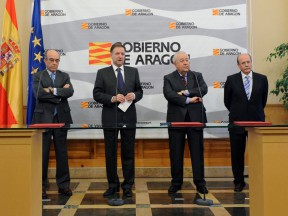 Gran Premio de Aragón presentation