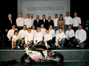 Racing Team Germany presentation