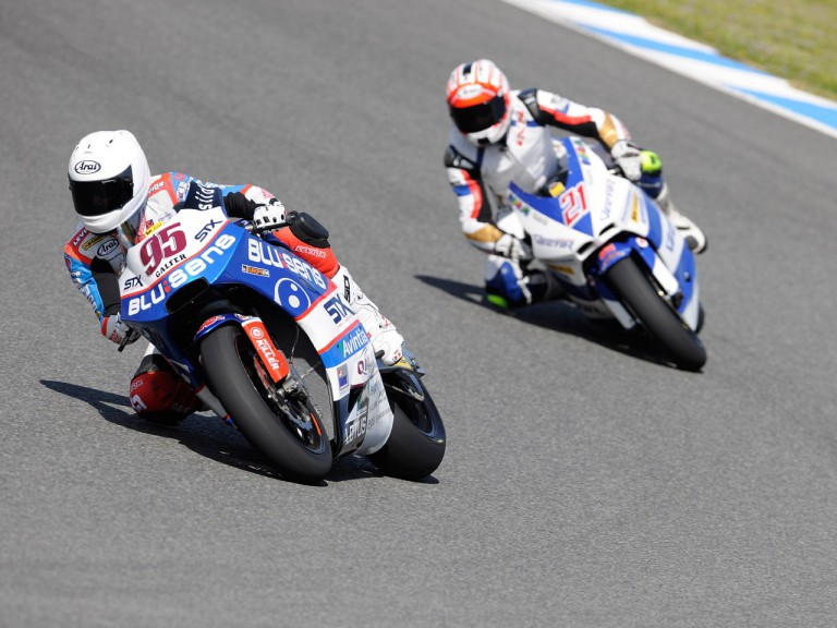 Al Naimi and Leonov action in Jerez