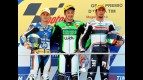 Gadea, Iannone and Corsi on the podium in Mugello