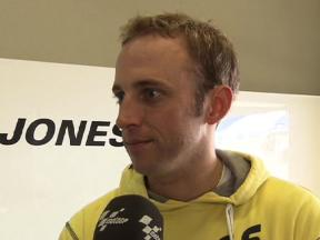Jerez 2010 - Test - Moto2 - Interview - Noyes