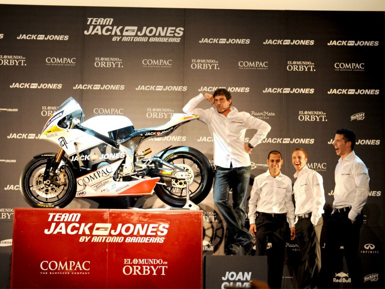 Jack & Jones by A. Banderas presentation