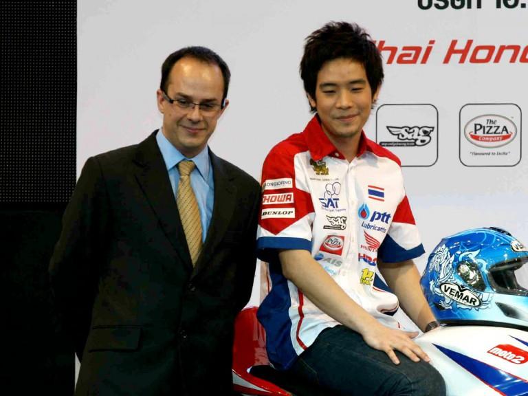 Thai Honda PTT Singha SAG presentation