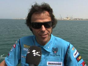 Capirossi excited ahead of 300th GP