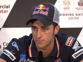 Dovizioso believes he can make improvements