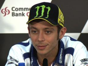 Rossi prepared to start title defence