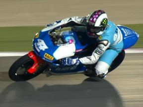 Qatar 2010 - 125cc -  FP1 - highlights