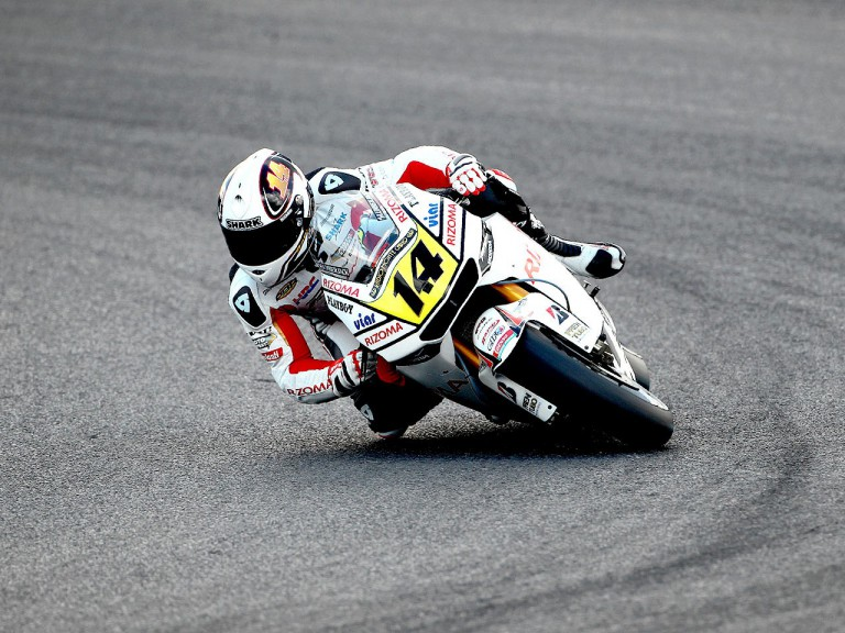 Randy de Puniet in action at Motegi