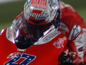 Qatar 2010 - MotoGP - FP2 - highlights