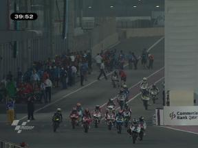Qatar 2010 - 125cc - FP2 - highlights