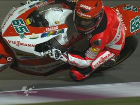 Qatar 2010 - Moto2 - FP2 - highlights