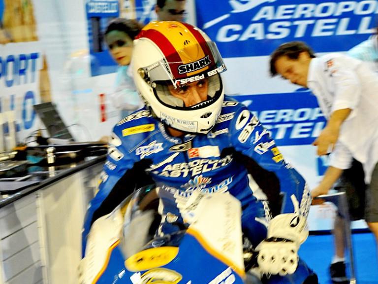 Alex Debon set to leave the garage in Qatar