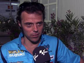Capirossi all set for historic 300th GP
