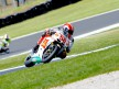 Marco Simoncelli in action at Phillip Island