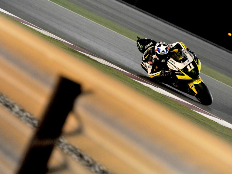 Ben Spies in action in Qatar