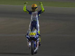 Qatar 2010 - MotoGP -  Race - highlights