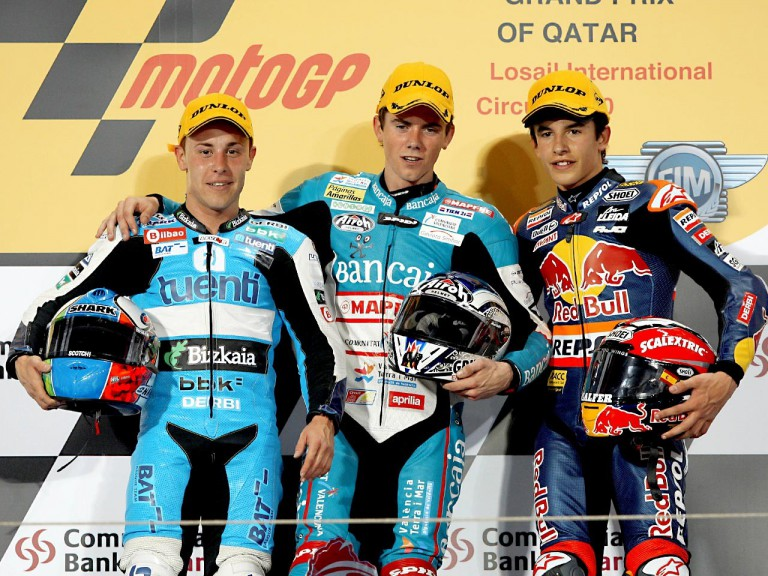 Vazquez, Terol and Marquez on the podium at the Commercial G.P. of Qatar