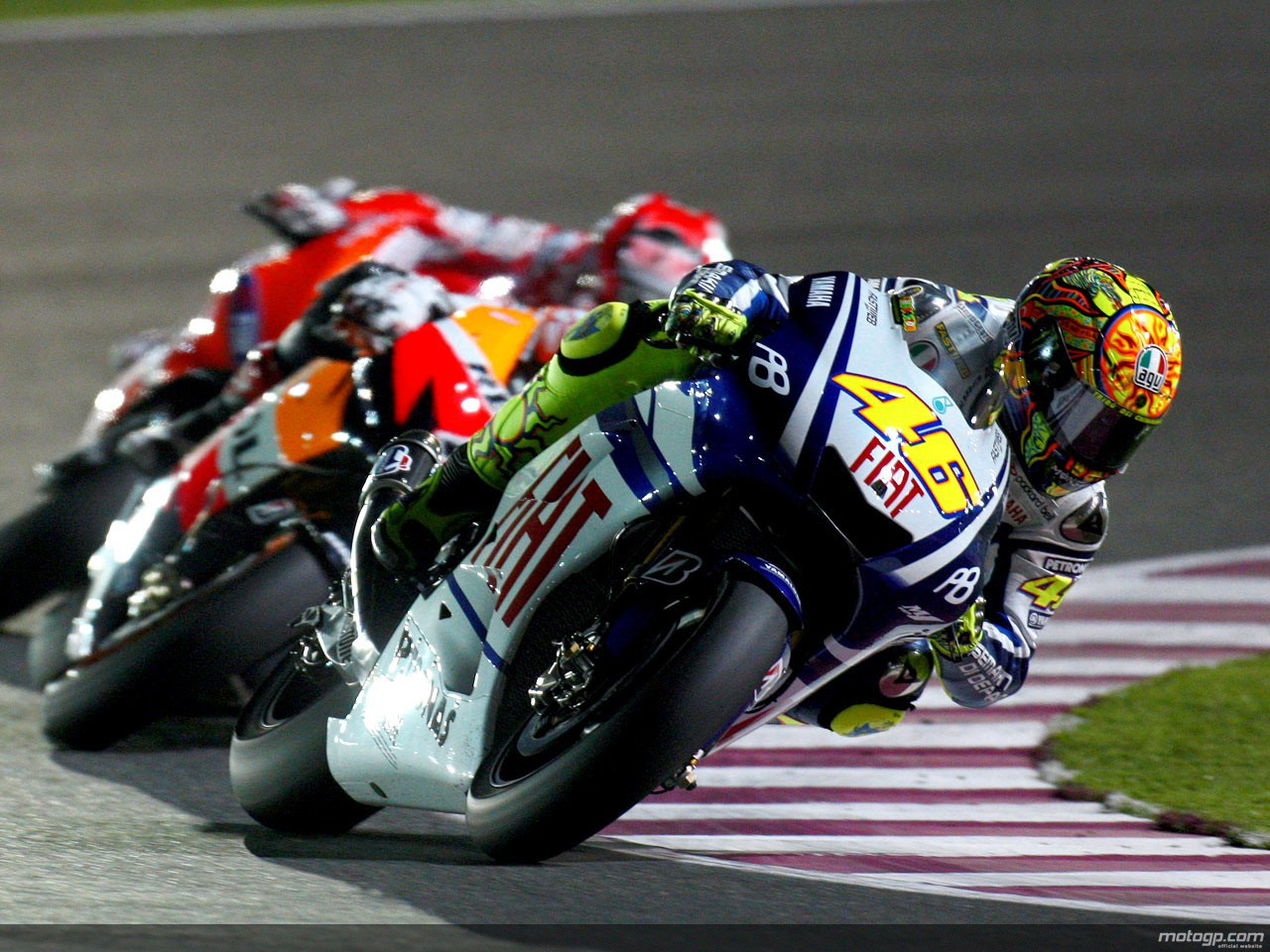 2010 motogp season Photo