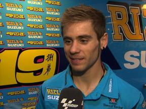 Qatar 2010 - MotoGP - Race - Interview - Bautista
