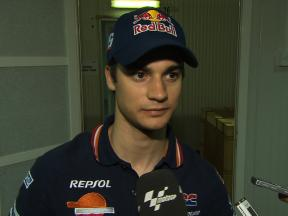 Qatar 2010 - MotoGP - Race - Interview - Pedrosa
