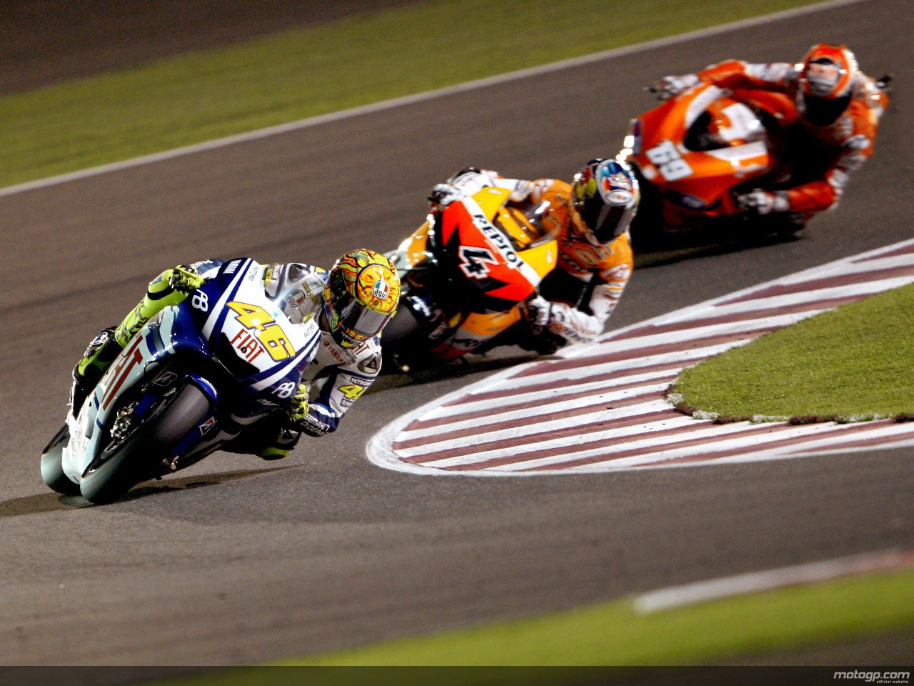 motogp.com · MotoGP action in Qatar