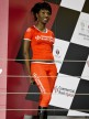 Paddock Girls at the Commercialbank Grand Prix of Qatar