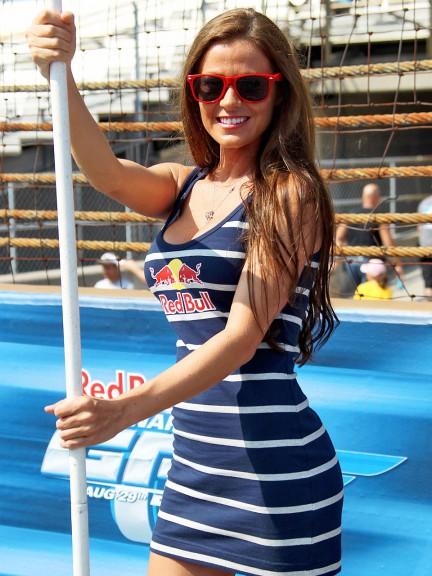 Paddock Girl at the Red Bull Indianapolis Grand Prix