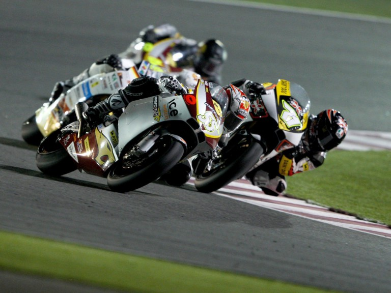 Faubel and Corti riding head to head in Qatar