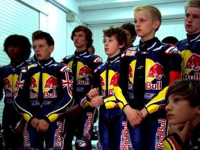 2010 Red Bull Rookies Cup begins at Jerez