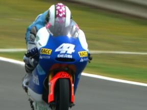 Jerez 2010 - 125cc - FP1 - highlights