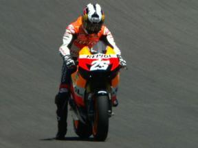 Jerez 2010 - MotoGP - QP - highlights