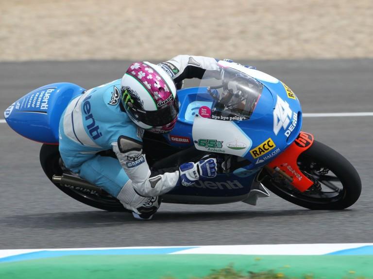 Espargaró fastest at Jerez track