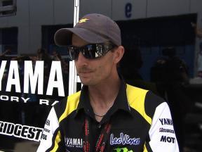Edwards reviews Jerez qualifying