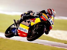 Marc Marquez in action in Jerez