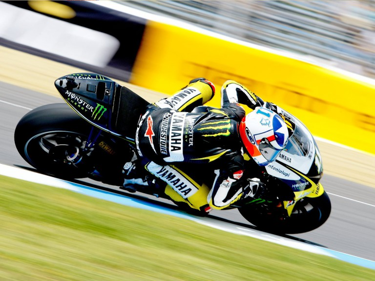 Ben Spies in action in Jerez